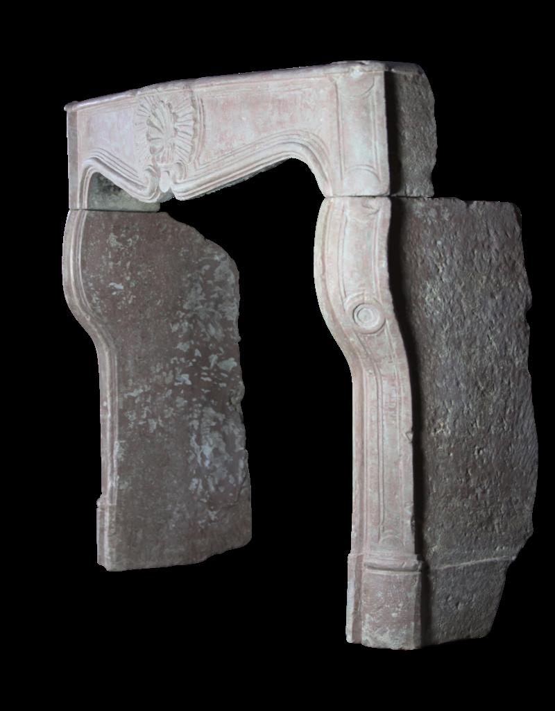 Top Französisch Landstil-Art-Weinlese-Kamin Verkleidung