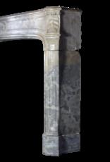 Starke Zweifarbig zeitloses Kamin Maske