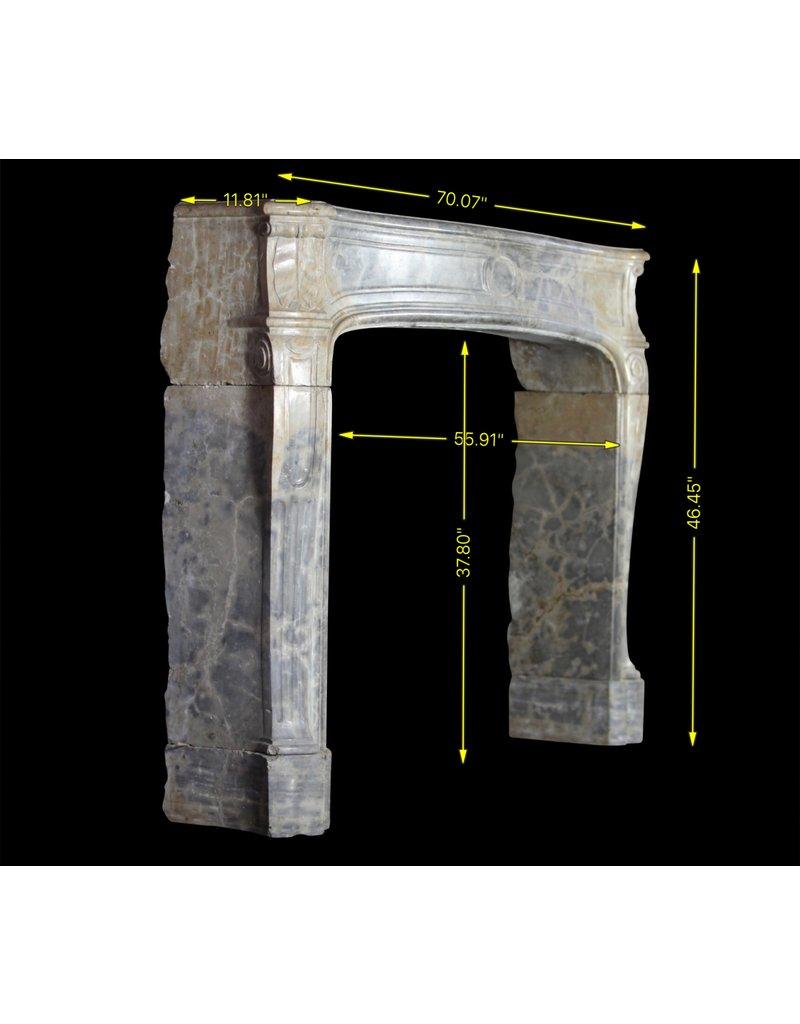 The Antique Fireplace Bank Starke Zweifarbig zeitloses Kamin Maske