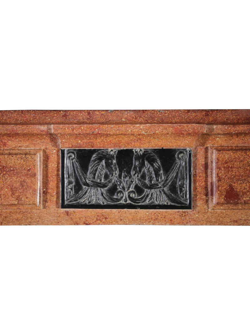 Timeless Directoire Period French Fireplace Surround