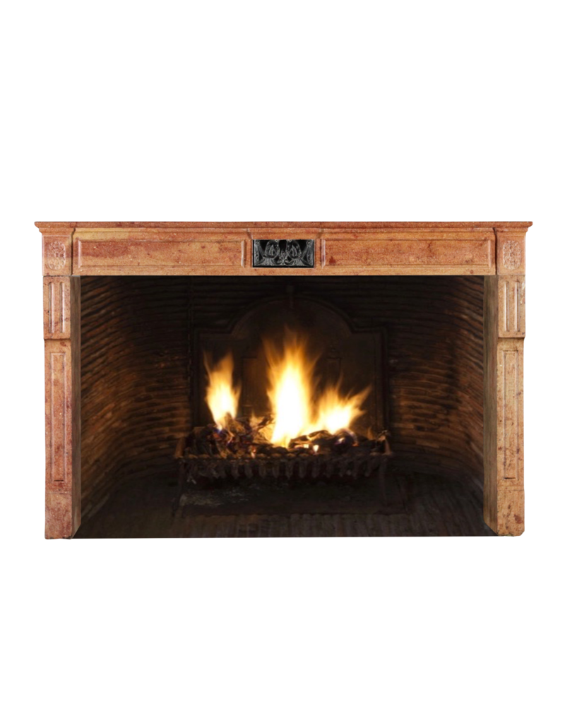 The Antique Fireplace Bank Timeless Directoire Period French Fireplace Surround