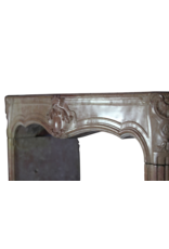 The Antique Fireplace Bank 18Th Century Chique Bicolor French Fireplace Surround