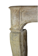 Grand 18. Jahrhundert Französisch Antique Kamin Maske