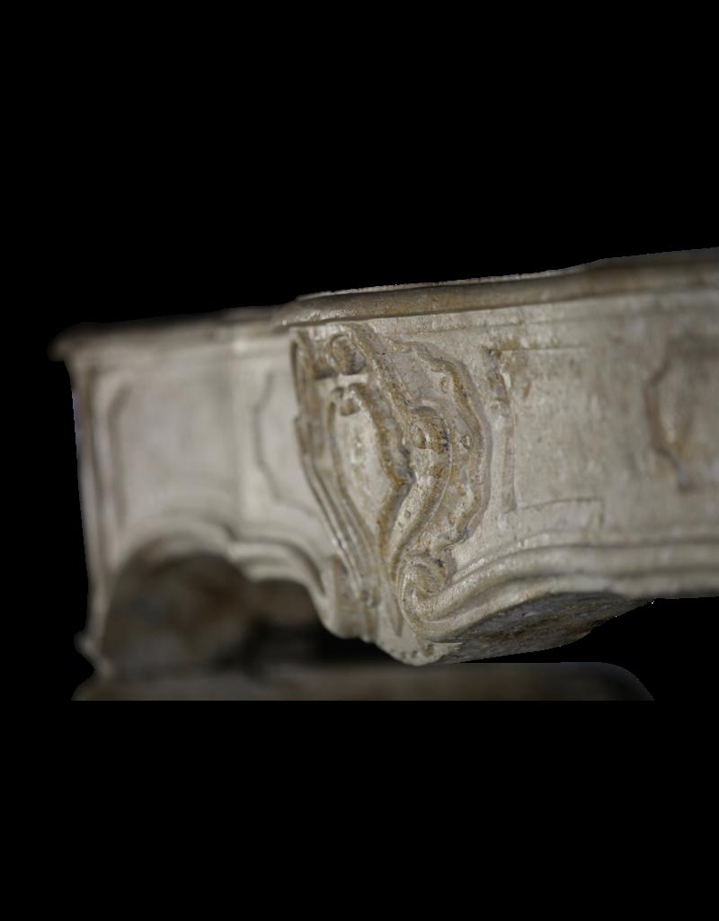 The Antique Fireplace Bank Groß 18. Jahrhundert Französisch Antik Kamin Maske