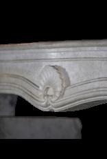 Francés Louis Xv Período De Piedra Caliza Chimenea De La Chimenea