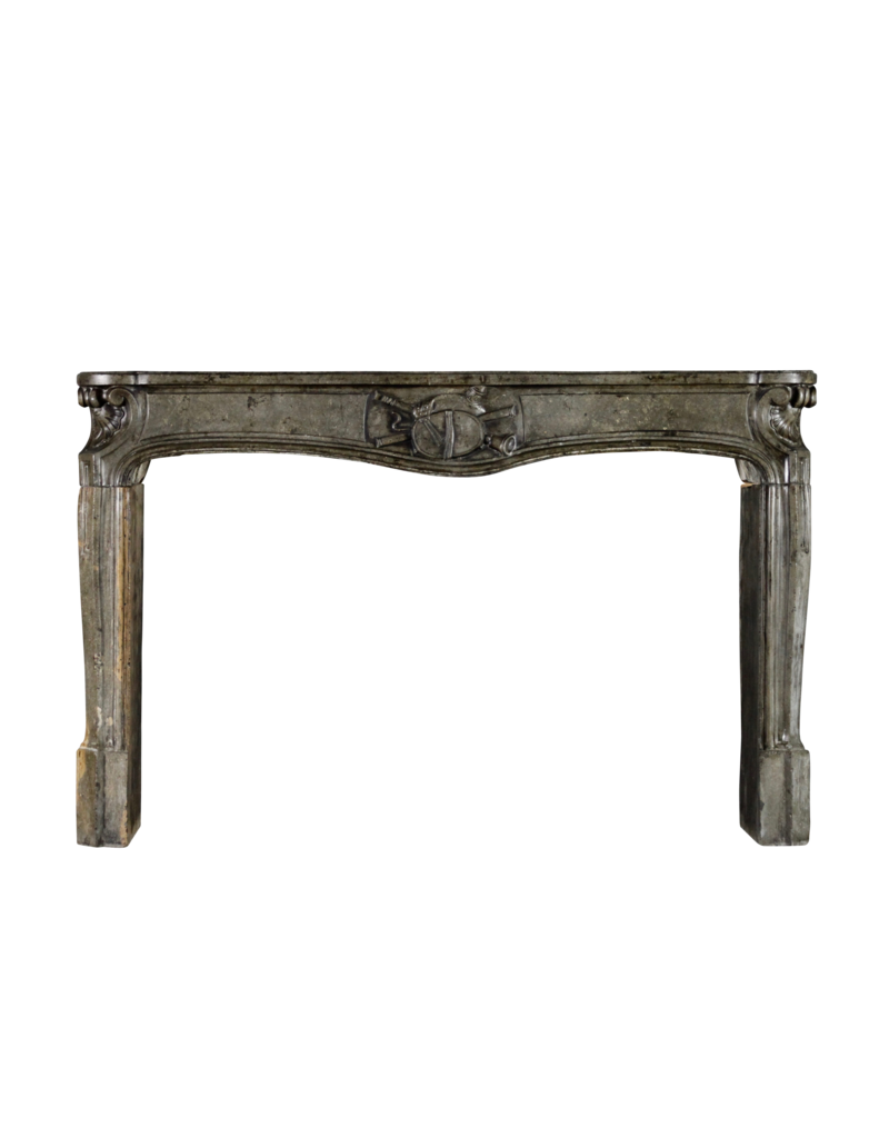 The Antique Fireplace Bank Starke Directoire Period Jahrgang Kamin