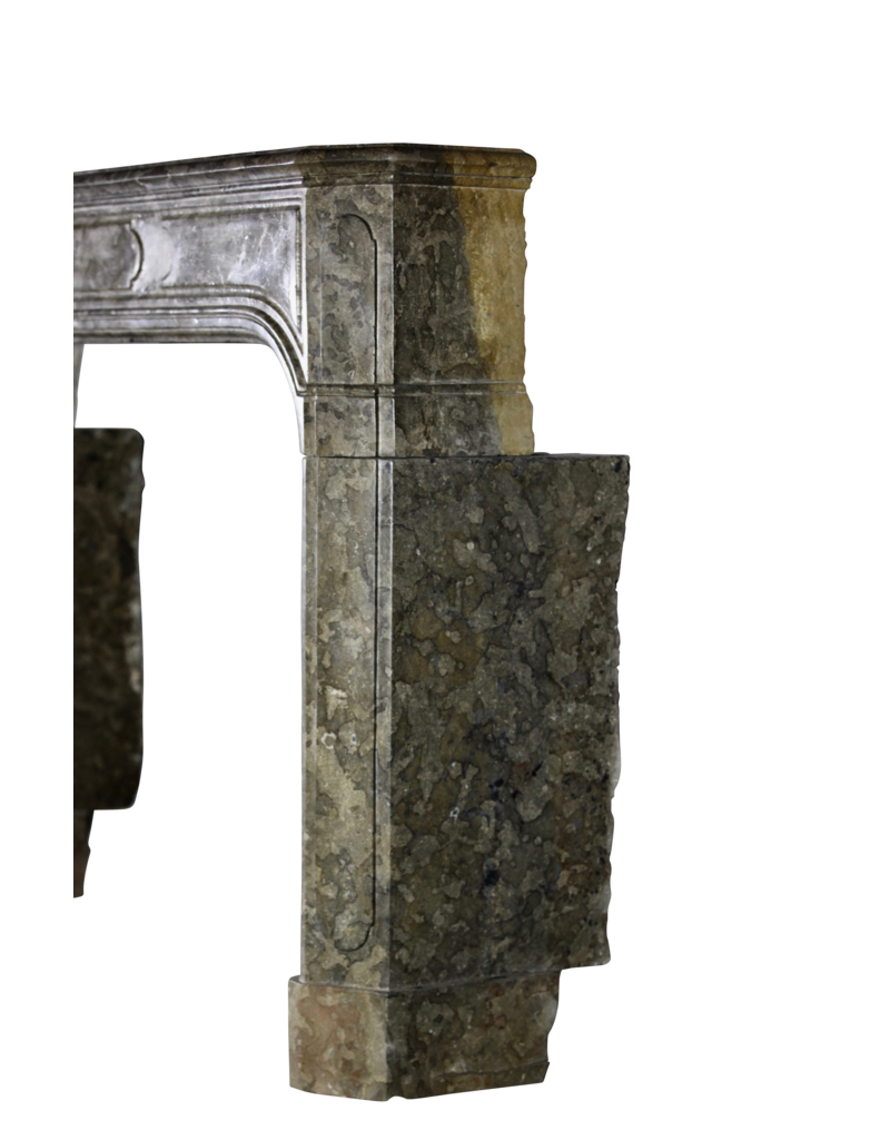 The Antique Fireplace Bank 17Th Century French Chique Fireplace Mantel