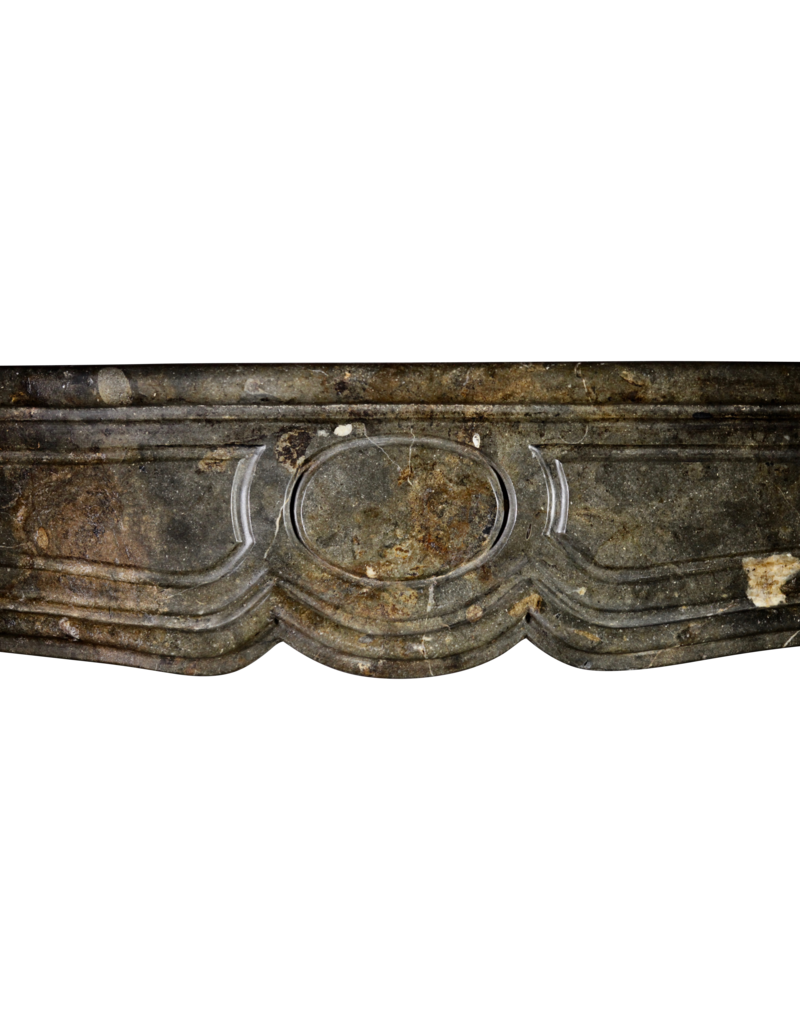 17Th Century Period Chique French Fireplace Mantel