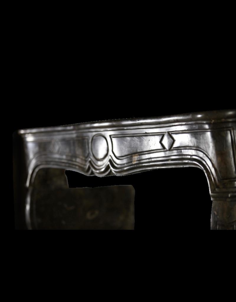 The Antique Fireplace Bank 17. Jahrhundert Periode Chique Französisch Kamin Verkleidung