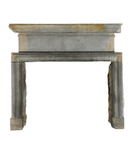 Strong Bicolor Timeless Fireplace Mantle