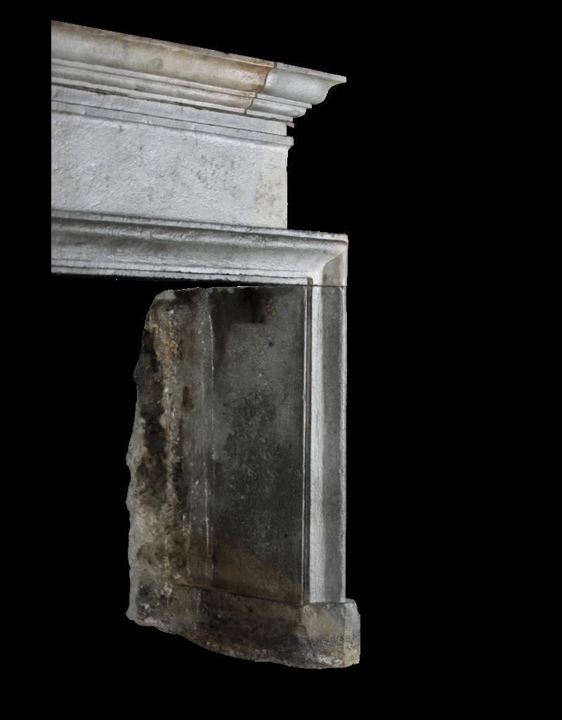 Maison Leon Van den Bogaert Antique Fireplaces & Vintage Architectural Elements Fuerte Del Siglo 17 Bicolor Timeless Cheminea