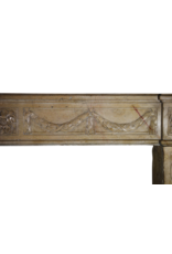 Fantastic Louis XVI Period French Country Chique Fireplace Surround
