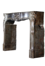 The Antique Fireplace Bank 18Th Century Strong French Antique Fireplace Surround