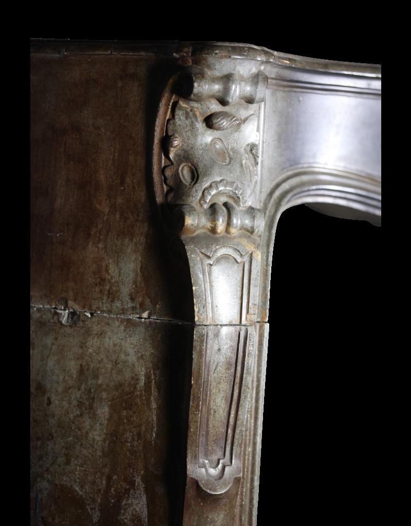 18. Jahrhundert Starke Französisch Antik Kamin Maske
