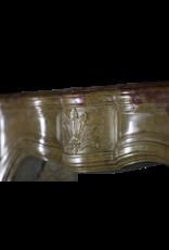 Französisch Erstellt Von Natur Kalkstein Königliche Antike Kamin Maske