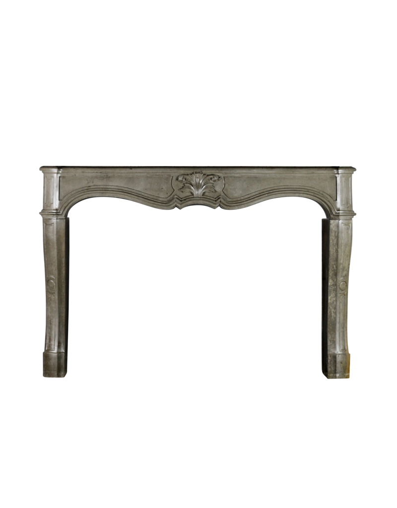 18Th Century Chique French Antique Fireplace Surround