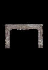 Extreme Groß Belgische Marmor Jahrgang Kamin Maske