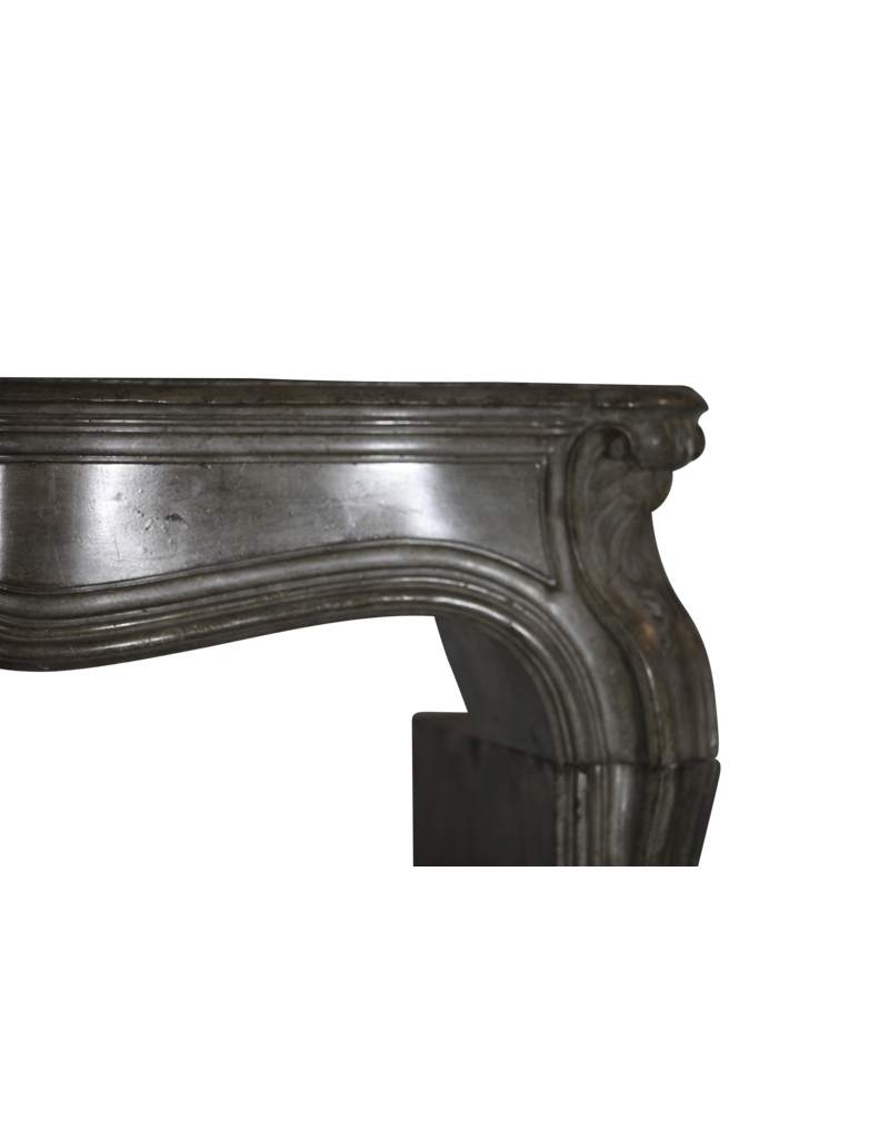 Directoire Period French Grand Fireplace Surround