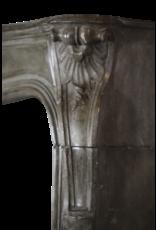 Directoire Periode Französisch Groß-Kamin Maske