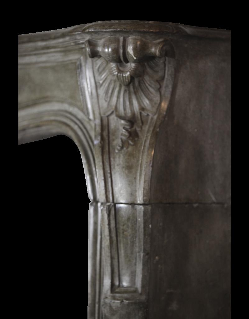 The Antique Fireplace Bank Directoire Periode Französisch Groß-Kamin Maske