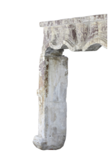 The Antique Fireplace Bank Italienisch Chique Land Kalkstein Kamin Verkleidung