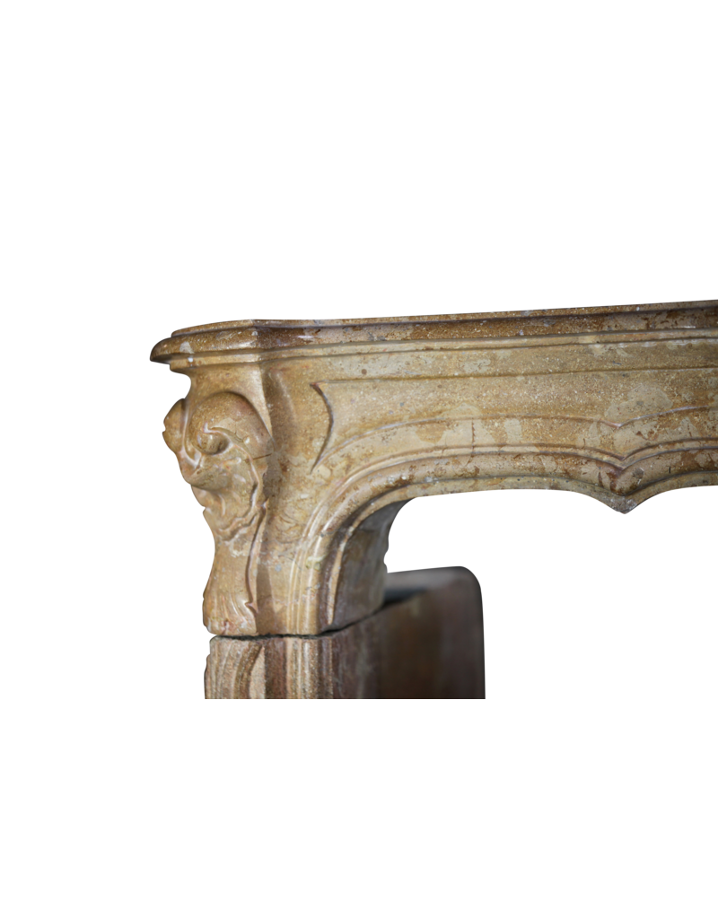 The Antique Fireplace Bank 18. Jahrhundert Chique Französisch Jahrgang Kamin Maske