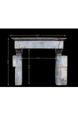 The Antique Fireplace Bank 19. Jahrhundert Französisch Schloss-Art-Antike Kamin Verkleidung