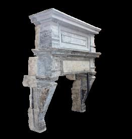 The Antique Fireplace Bank Große Französisch Chique Renaiscance Periode Antike Kamin Maske