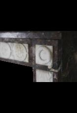 The Antique Fireplace Bank 18. Jahrhundert Chique Französisch Kamin Maske