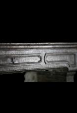 The Antique Fireplace Bank Groß Französisch Des 17. Jahrhunderts Land Kamin Maske