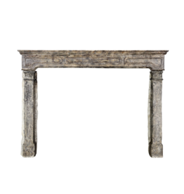 Grand French Country Fireplace Surround