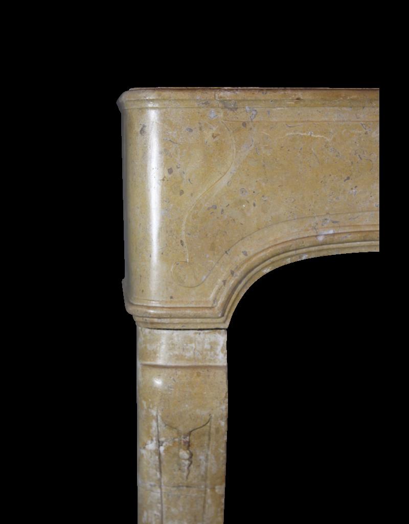 The Antique Fireplace Bank 17. Jahrhundert Land Chique Französisch Kamin Maske