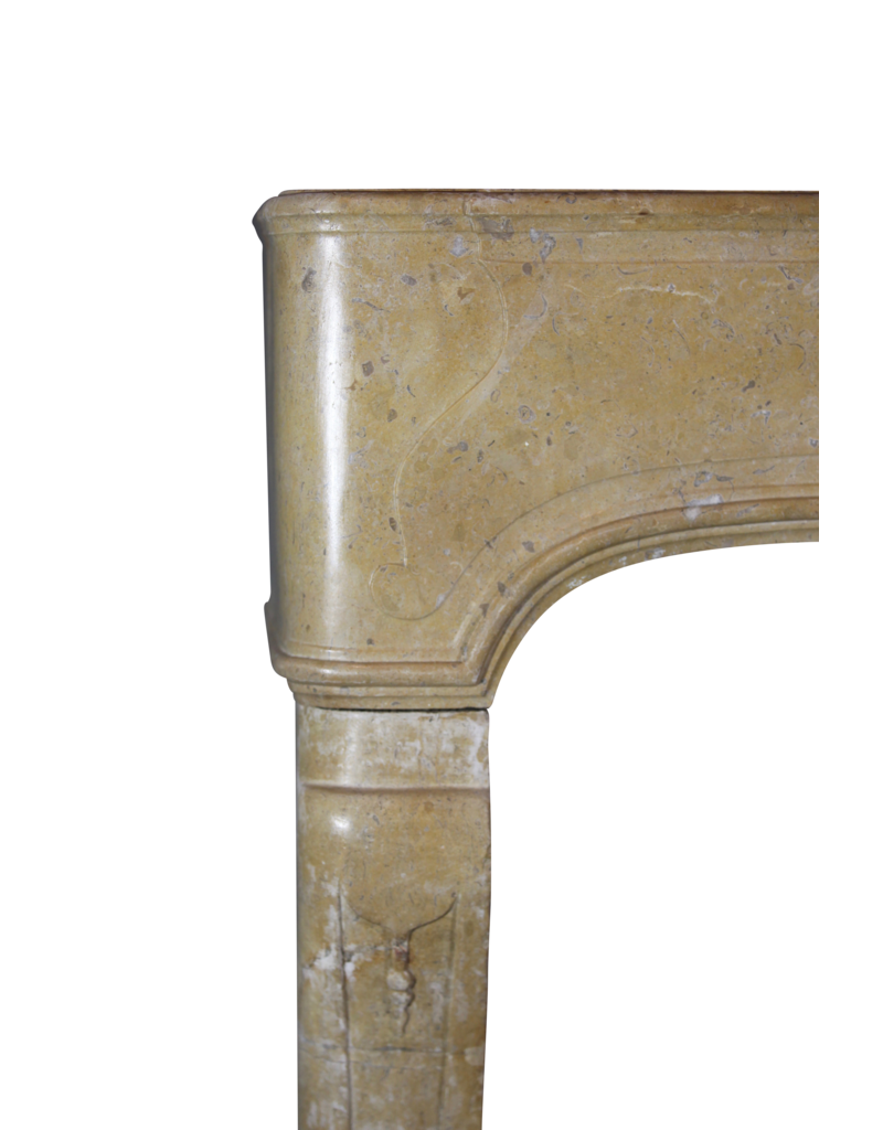 The Antique Fireplace Bank 17Th Century Country Chique French Fireplace Surround