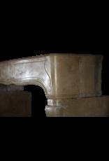 17. Jahrhundert Land Chique Französisch Kamin Maske