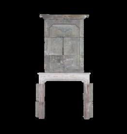 The Antique Fireplace Bank Französisch 18. Jahrhundert Periode Kamin Maske