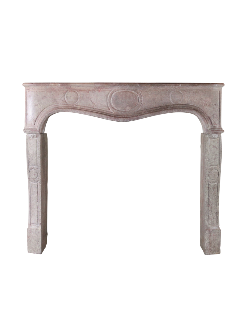Strong French Timeless Fireplace Surround
