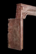 The Antique Fireplace Bank Italienisch Chique Land Kalkstein Kamin Maske