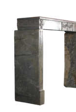 The Antique Fireplace Bank Vintage Stone Fireplace Surround Louis XVI Style