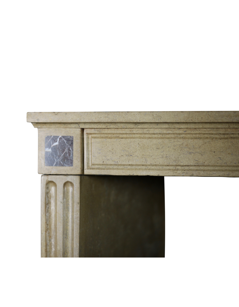 The Antique Fireplace Bank Siglo XIX Vintage Atemporal Chimenea Francesa