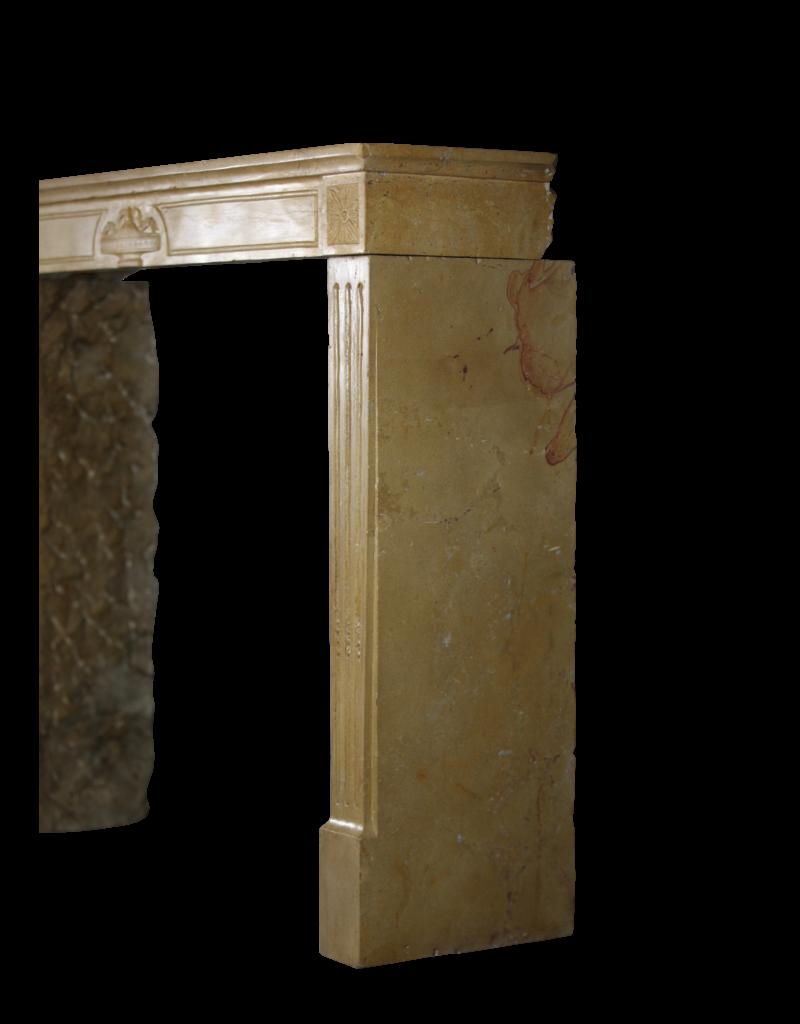 The Antique Fireplace Bank Elegant Timeless Vintage Fireplace Mantle