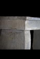 Rústico Francés Estilo Rústico Antiguo Chimenea