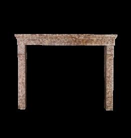 Antike Kamin Des Kalksteinkamins Im Französischen Landhausstil