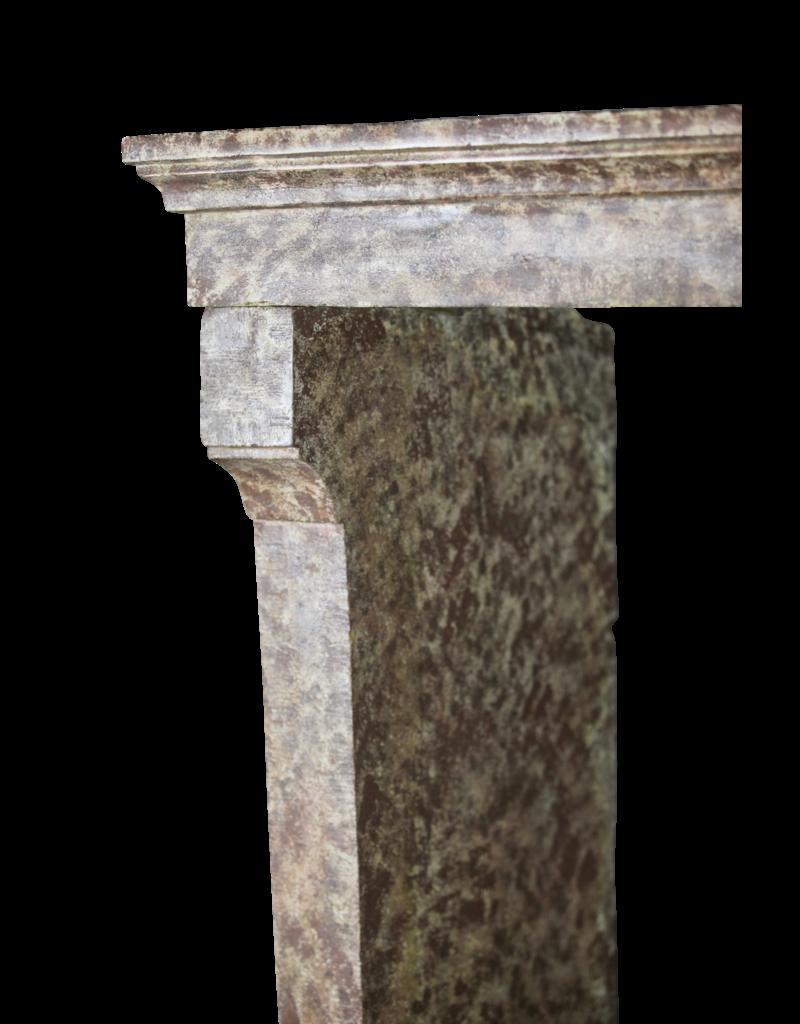 The Antique Fireplace Bank Französischer Kalkstein Im Landhausstil