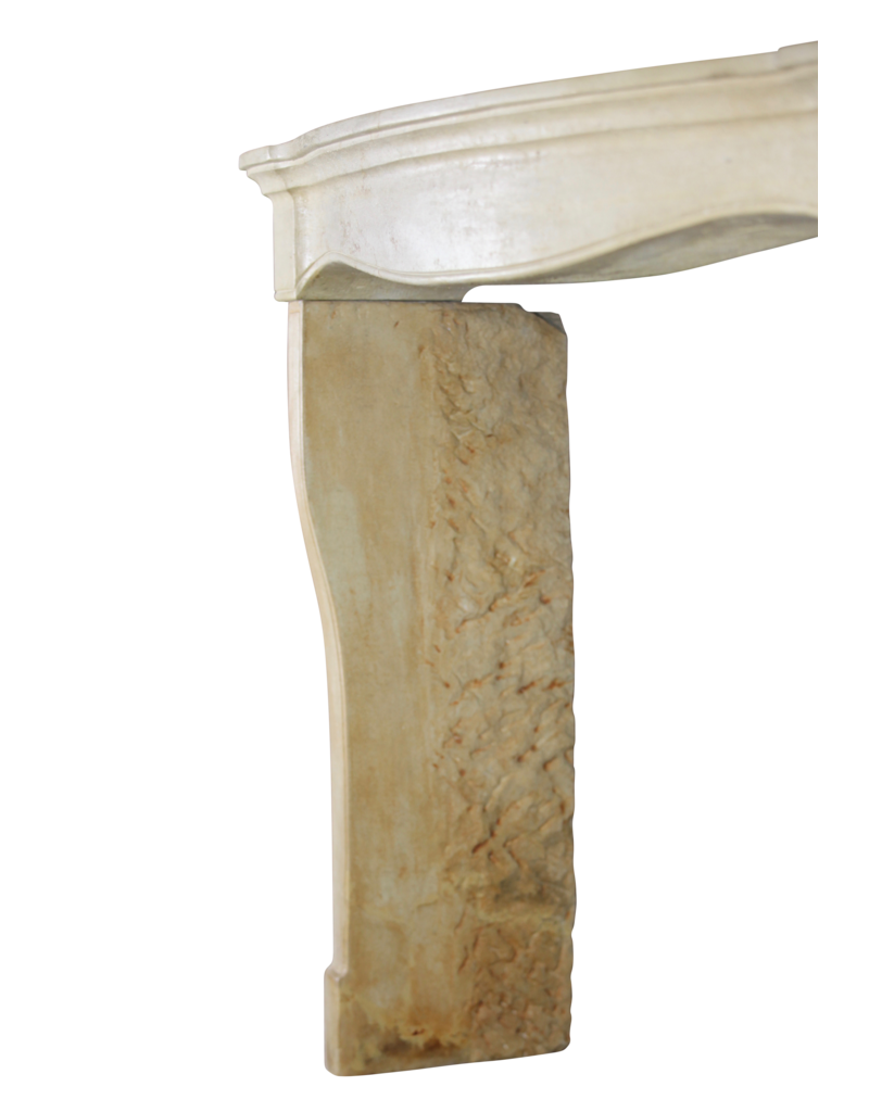 The Antique Fireplace Bank French Elegant Vintage Country Style Limestone Fireplace Surround