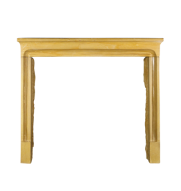 Timeless French Antique Fireplace Surround