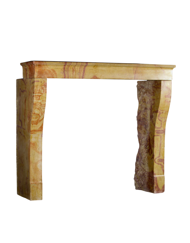 The Antique Fireplace Bank Small French Vintage Fireplace Surround For Eclectic And Modern Interior Concept