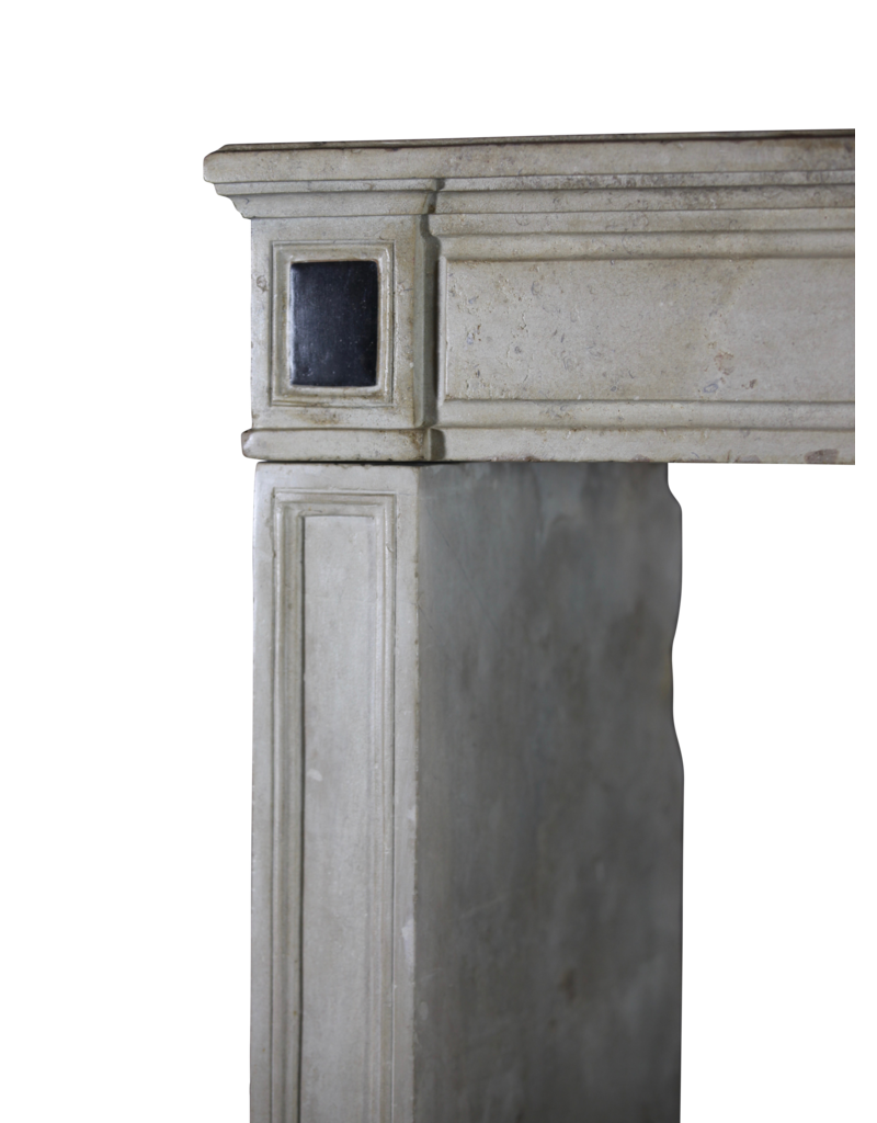 The Antique Fireplace Bank Elegant Timeless Chique French Limestone Vintage Fireplace Surround