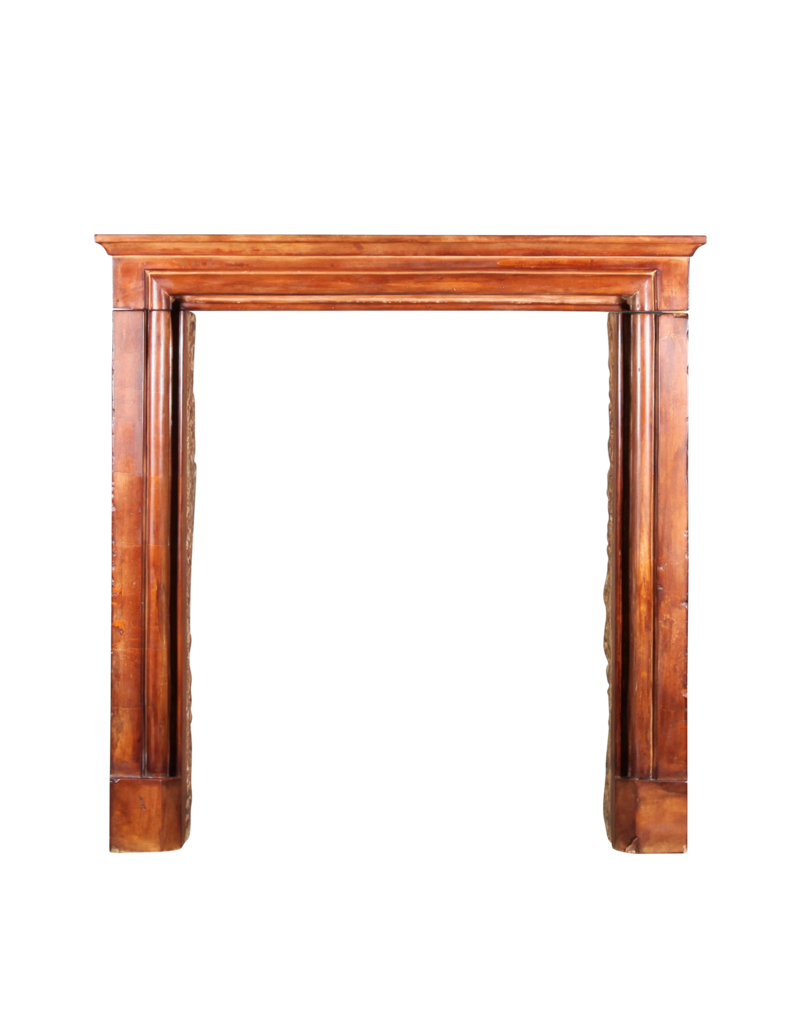 Small French Vintage Fireplace Surround