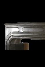 The Antique Fireplace Bank Fuerte Manto De Chimenea De Piedra Antigua Francesa