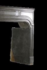 Fuerte Manto De Chimenea De Piedra Antigua Francesa